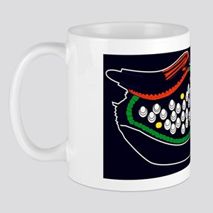 Seed structure, artwork Mug