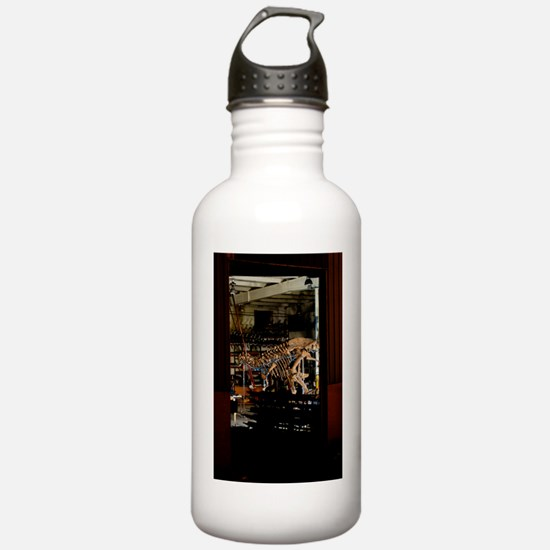 Tyrannosaurus rex refu Water Bottle