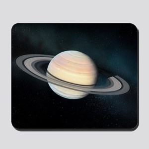 Saturn, artwork Mousepad