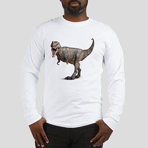 Tyrannosaurus rex dinosaur Long Sleeve T-Shirt