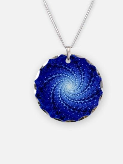 Julia fractal Necklace