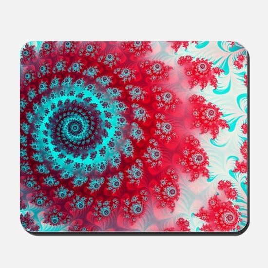Ju lia fractal Mousepad