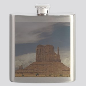 Sandstone Butte, Monument Valley Flask