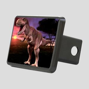Tyrannosaurus rex Rectangular Hitch Cover