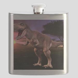 Tyrannosaurus rex Flask