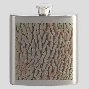 Intestinal lining, SEM Flask