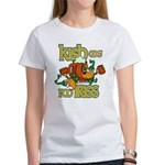 Kish me I'm Iriss Women's T-Shirt