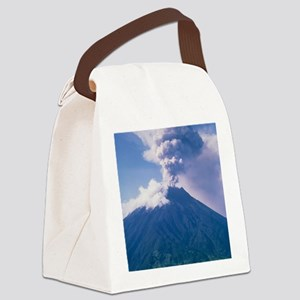 Tunguragua volcano Canvas Lunch Bag