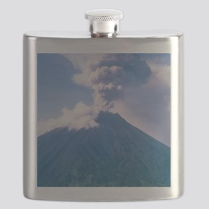Tunguragua volcano Flask