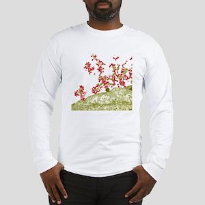 Influenza viruses, TEM Long Sleeve T-Shirt