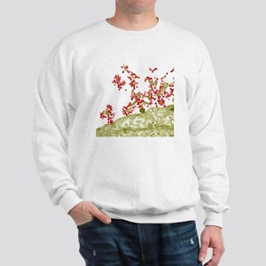 Influenza viruses, TEM Sweatshirt