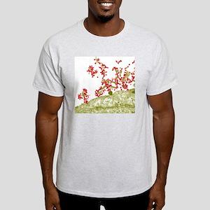 Influenza viruses, TEM Light T-Shirt