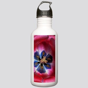 Tulip (Tulipa gesneria Stainless Water Bottle 1.0L