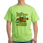 Kish me I'm Iriss Green T-Shirt