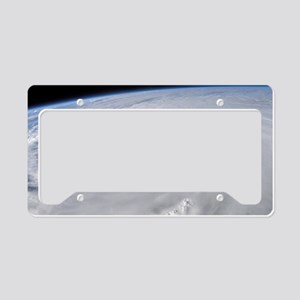 Hurricane Ivan License Plate Holder