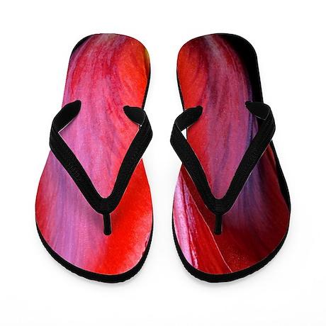 Tulip (Tulipa gesneriana) Flip Flops