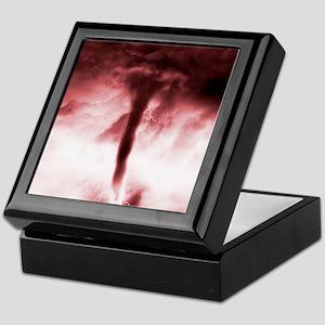 Tornado Keepsake Box