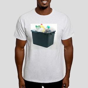 Household recycling box Light T-Shirt