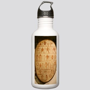 Traditional Sami drum Stainless Water Bottle 1.0L