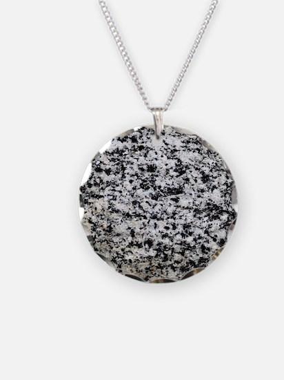 Quartz monzonite Necklace