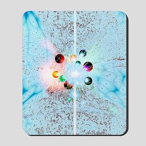 Quantum universe Mousepad
