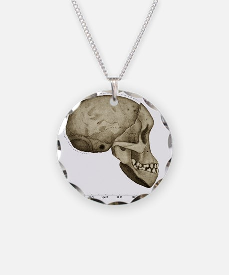 Taung Child skull Necklace