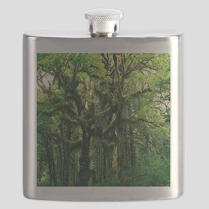 Temperate rainforest Flask