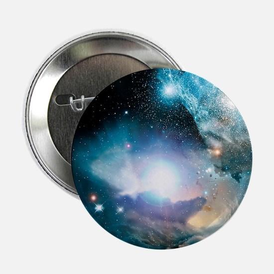 """Primordial quasar, artwork 2.25"""" Button"""