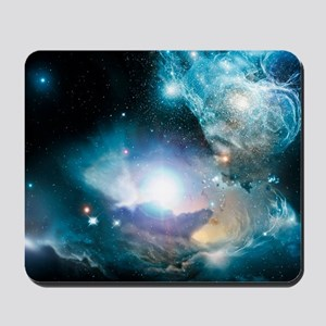 Primordial quasar, artwork Mousepad