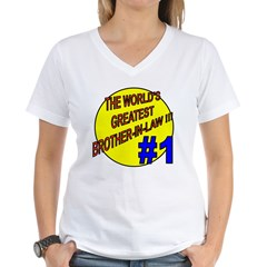 The Greatest Brother-in-Law i Shirt
