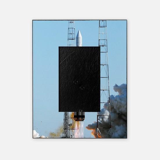 Proton rocket launch Picture Frame
