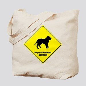 Dogue Crossing Tote Bag
