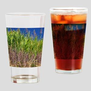 Sugar cane Drinking Glass