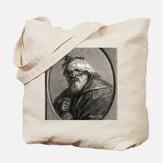 Plutus, Greek god of wealth Tote Bag