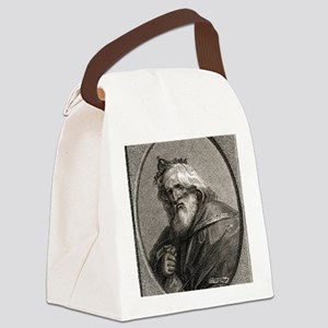 Plutus, Greek god of wealth Canvas Lunch Bag