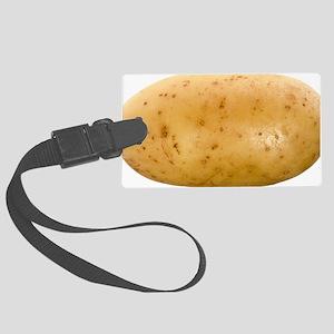 Potato Large Luggage Tag