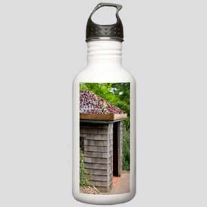 Green roof Stainless Water Bottle 1.0L