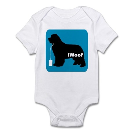 iWoof Newfoundland Infant Bodysuit