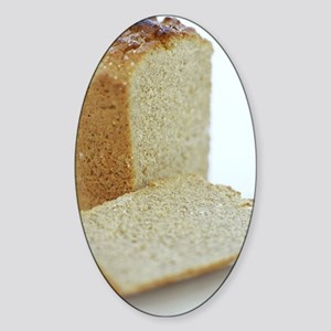 Gluten-free bread Sticker (Oval)