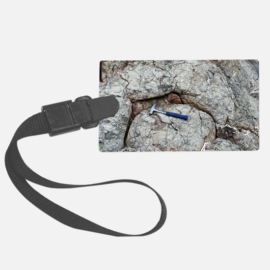 Pillow lava Luggage Tag