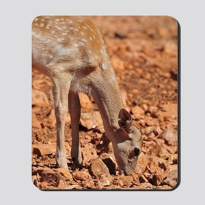 Persian Fallow Deer Mousepad