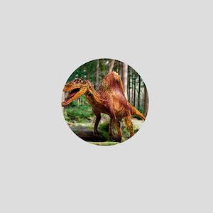 Spinosaurus dinosaur Mini Button