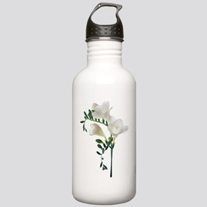 Freesia (Freesia sp) Stainless Water Bottle 1.0L