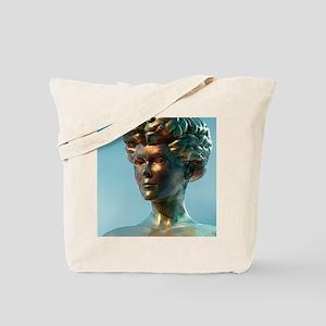 Female intelligence, conceptual artwork Tote Bag