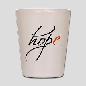 Hope Shot Glass