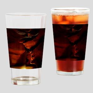 Slot canyon Drinking Glass