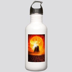 End of the World in 20 Stainless Water Bottle 1.0L