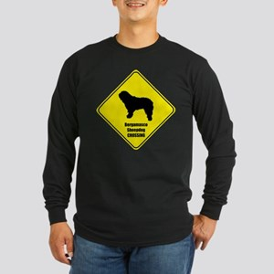 Bergamasco Crossing Long Sleeve Dark T-Shirt
