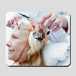 Electroencephalography Mousepad