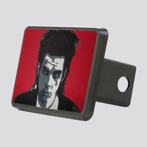 Nick Cave Acrylic Painting Rectangular Hitch Cover